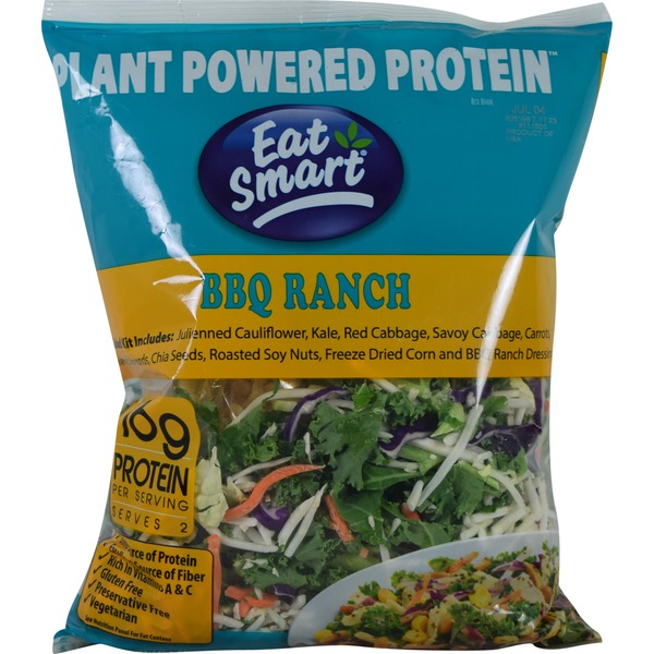 Eat Smart BBQ Ranch Salad Kit