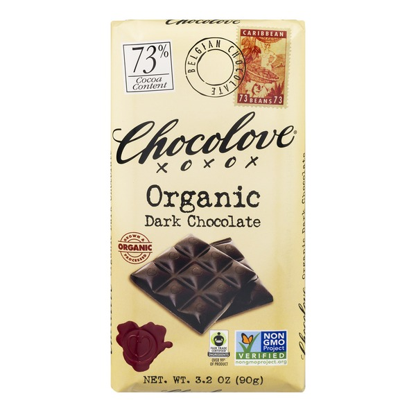 Chocolove Organic Dark Chocolate