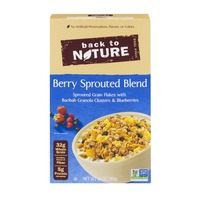 Back to Nature Berry Sprouted Blend Cereal