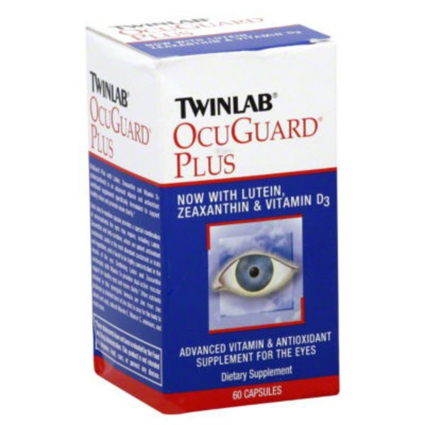 Twinlab OcuGuard Plus Vitamin & Antioxidant Supplement