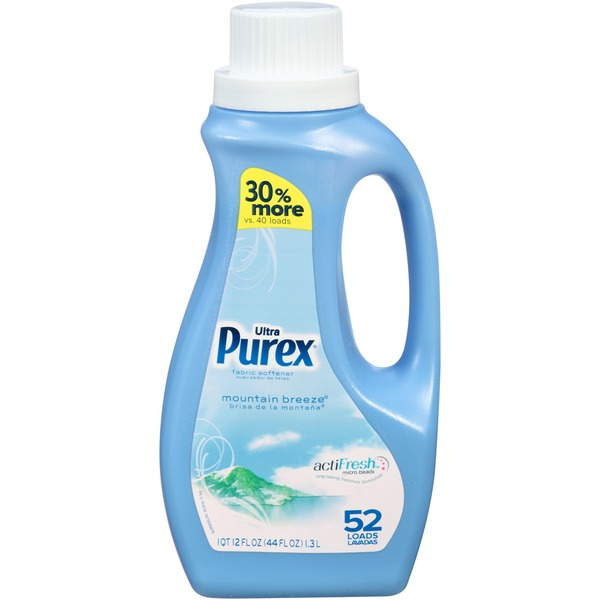 Purex Fabric Softeners Ultra Mountain Breeze® Fabric Softener