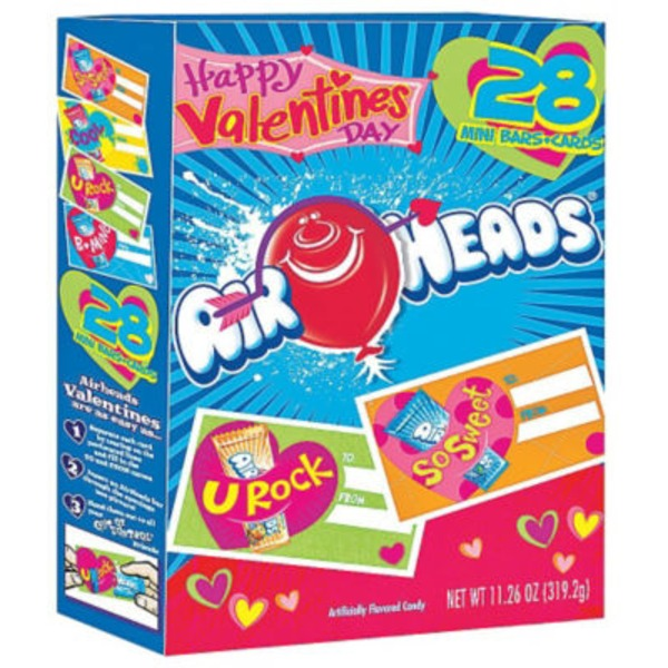 Airheads Cherry Chewy Candy