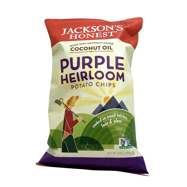 Jackson's Honest Chips Purple Heirloom Potato Chips