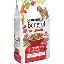 Purina Beneful Originals With Real Beef Dry Dog Food 15.5 lb. Bag