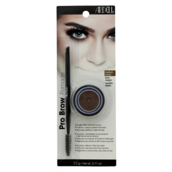 Ardell Brow Pomade, Pro, Medium Brown 68271