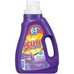 Sun® Triple Clean Tropical Breeze® Laundry Detergent 45.4 fl. oz. Jug