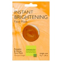 Andalou Naturals Face Mask, Pumpkin & Honey, Instant Brightening