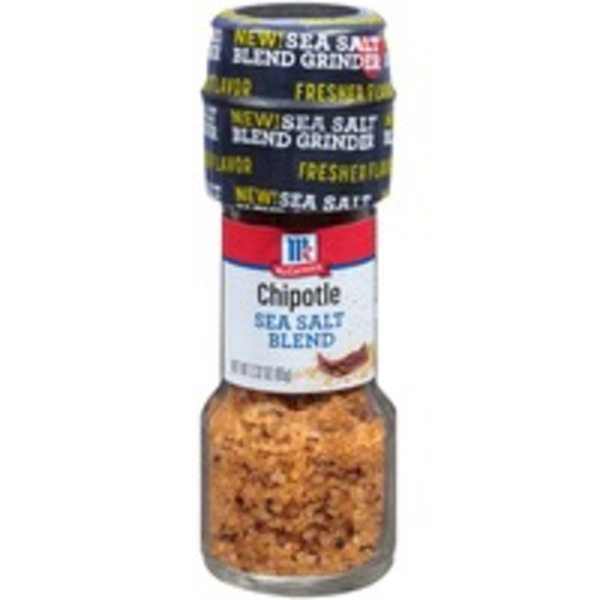 McCormick Chipotle Sea Salt Blend