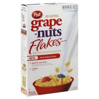 Post Grape Nuts Flakes Cereal