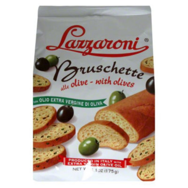 Lazzaroni Bruschette With Olives