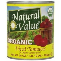 Natural Value Organic Diced Tomatoes