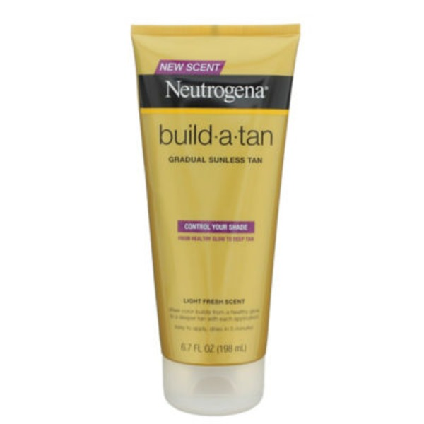 Neutrogena® Gradual Sunless Tanning Build-a-Tan