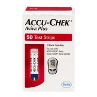 Accu-Chek Aviva Plus Test Strips - 50 CT