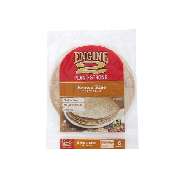 Engine 2 Organic Brown Rice Tortillas