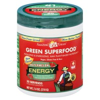 Amazing Grass Watermelon Green Superfood Energy Supplement