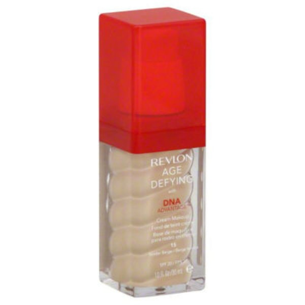 Revlon Age Defying with DNA Advantage Cream Makeup- Tender Beige