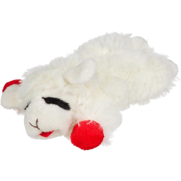 Lamb Chop Dog Toy