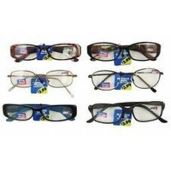 ICU Eyewear Assorted Womens Readers 1.50