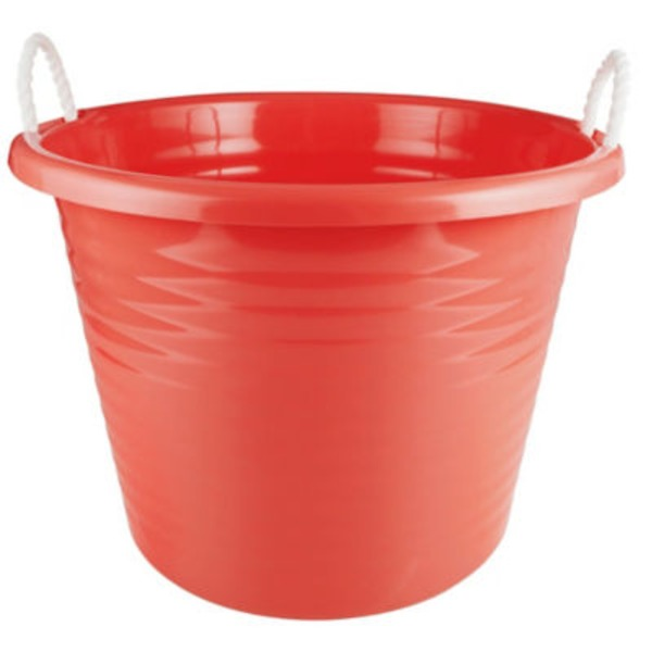 United Solutions Coral Rope Handle Tub