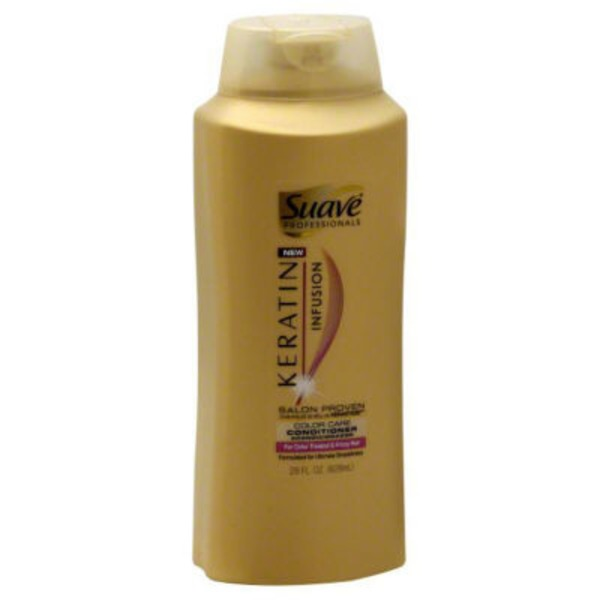 Suave Keratin Infusion Color Care Conditioner