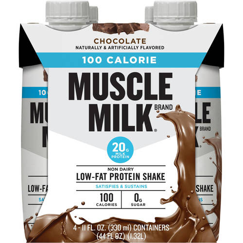 Muscle Milk Chocolate Non Dairy Protein Shakes