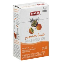 H-E-B To Go Passion Fruit Drink Mix