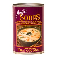 Amy's Soups Thai Coconut Tom Kha Phak