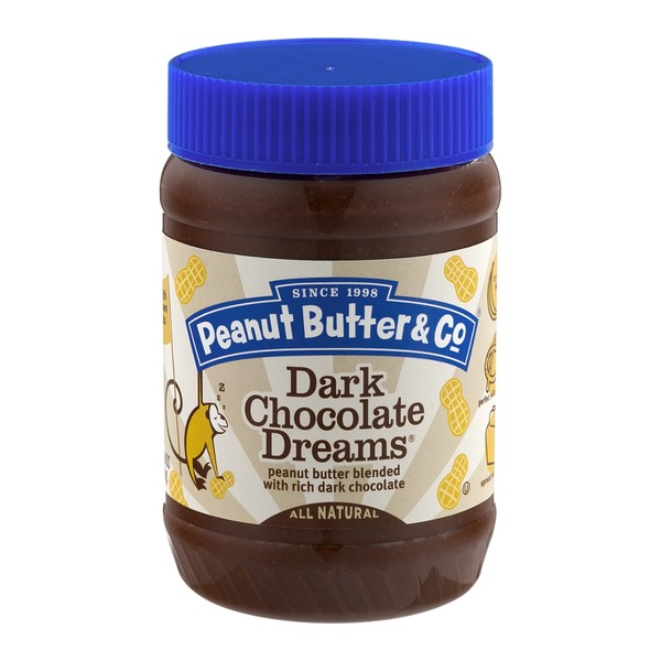 Peanut Butter & Co. All Natural Peanut Butter & Co. Dark Chocolate Dreams Peanut Butter 16oz