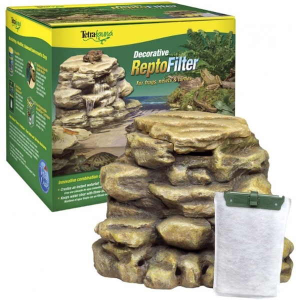 Tetra Fauna Repto Filter For Frogs Newts & Turtles