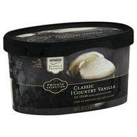 Kroger Private Selection Classic Country Vanilla Ice Cream