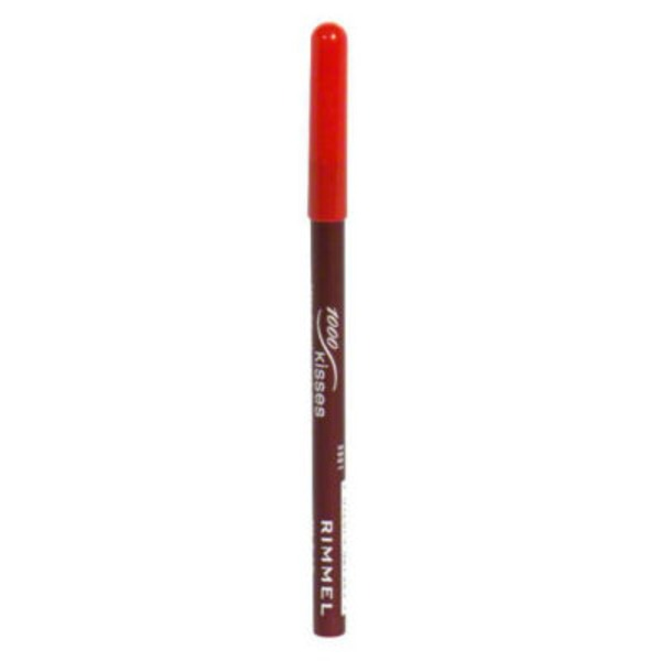 Rimmel Lasting Finish 1000 Kisses Lip Liner - Red Dynamite