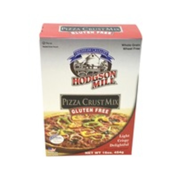 Hodgson Mill Pizza Crust Mix, Gluten Free