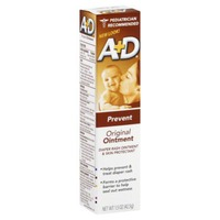 A+D Original Prevent Diaper Rash Ointment & Skin Protectant