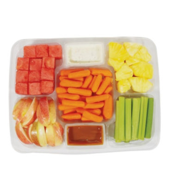 Fresh From Texas Combo Fruit & Vegetable Tray