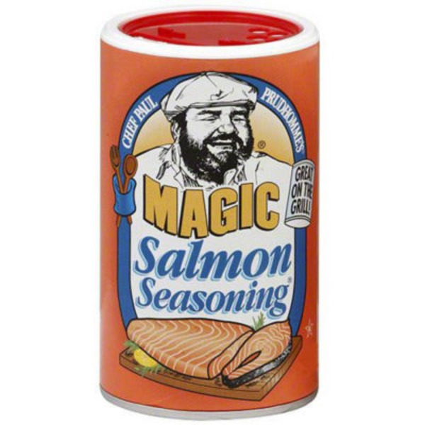 Chef Paul Prudhomme's Magic Salmon Seasoning