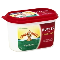 Land O Lakes Spreadable Butter With Canola Oil