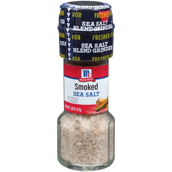 McCormick Smoked Sea Salt Grinder