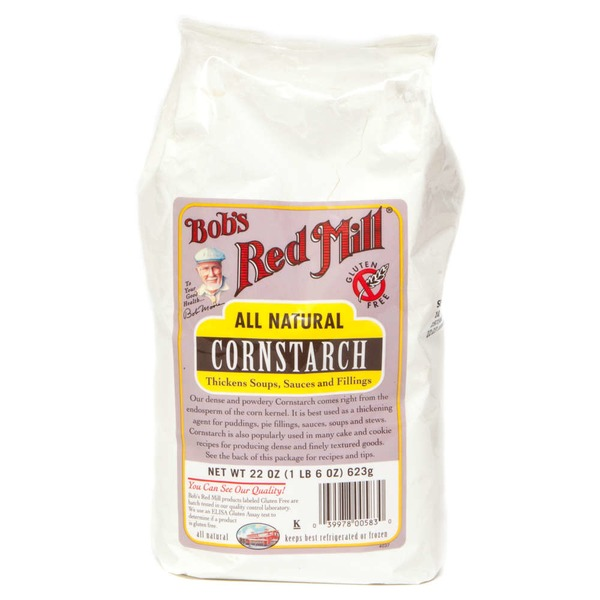 Bob's Red Mill Premium Quality Cornstarch