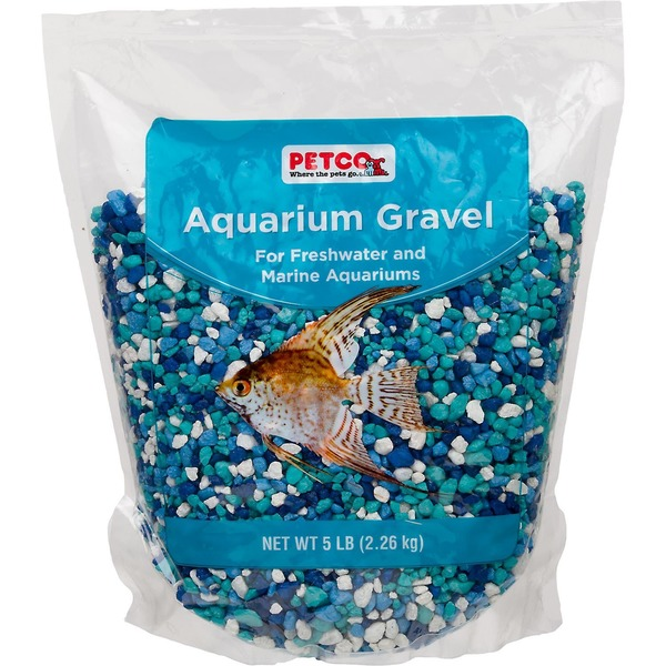 Petco Nautical Star Aquarium Gravel 5 Lbs.
