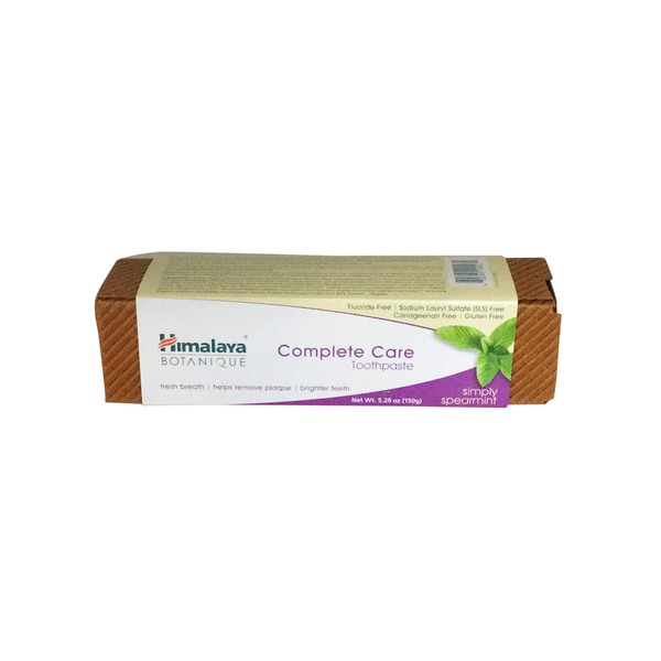 Himalaya Herbals Simply Spearmint Complete Care Toothpaste