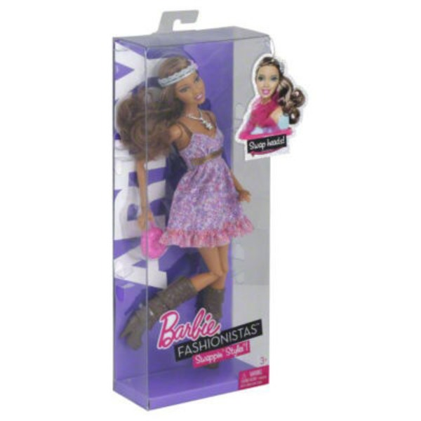 Mattel Barbie Fashionista Doll Assorted