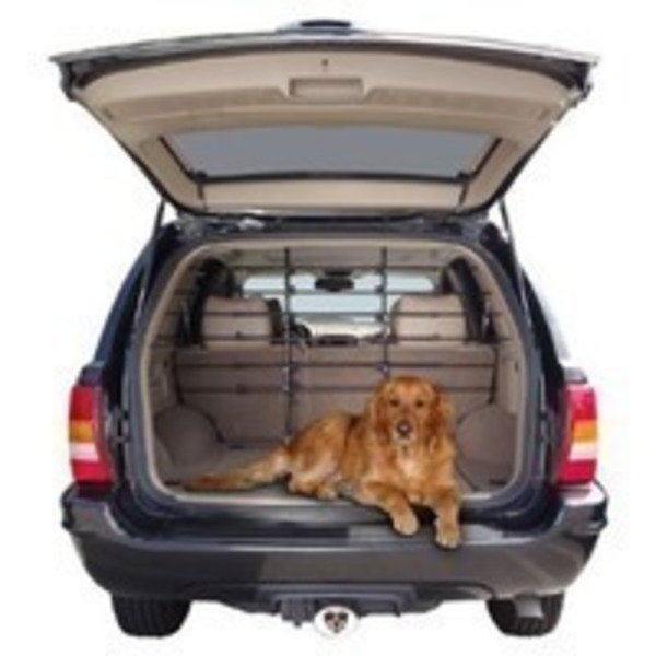 FURminator Precision Pet 6-Bar Universal Vehicle Barrier, 4-Pack