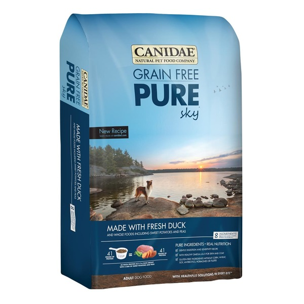 Canidae Grain Free Pure Sky Adult Dog Food 24 Lbs.