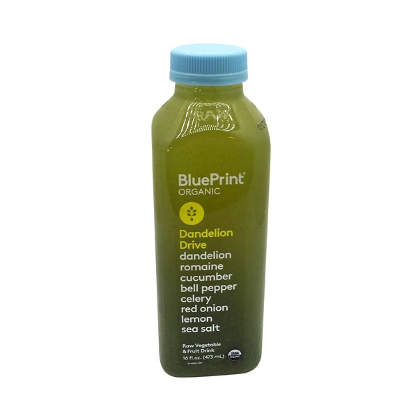 Blueprint Juice Dandelion Greens Juice