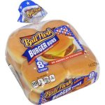 Ball Park Brand Bakery Fresh Hamburger Buns, 8ct