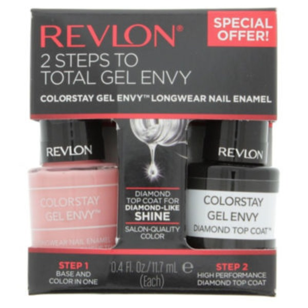 Revlon Gel Envy Nail Color, 740 Royal Flush