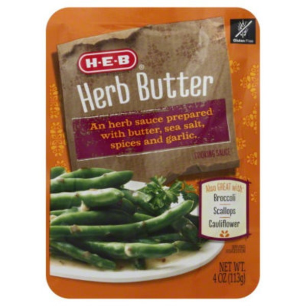 H-E-B Herb Butter Cooking Sauce