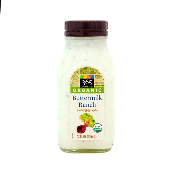 365 Organic Ranch Dressing
