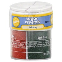 Wilton Sugar Crystals Primary