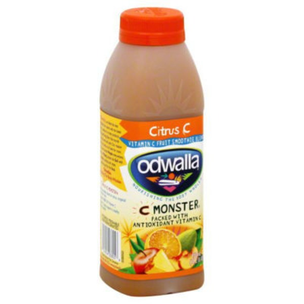 Odwalla C Monster Citrus C Vitamin C Fruit Smoothie Blend